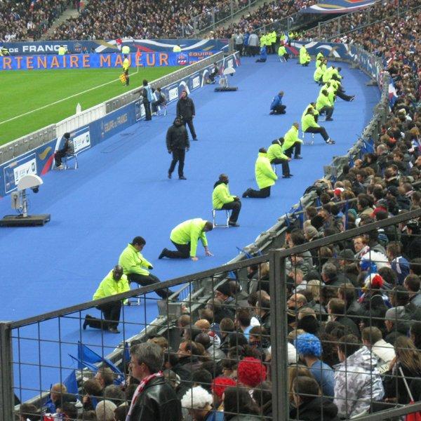Seguridad para eventos deportivos